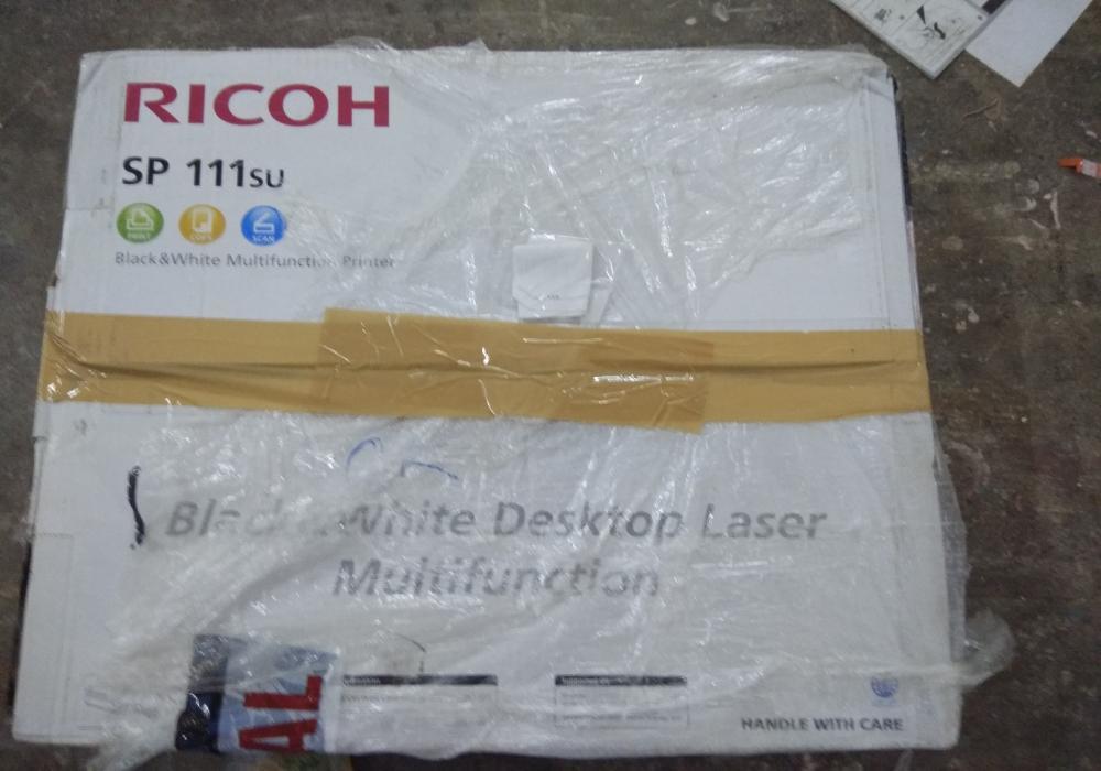 7 fully functional laser printer    4 samsung   3 richo  13th oct
