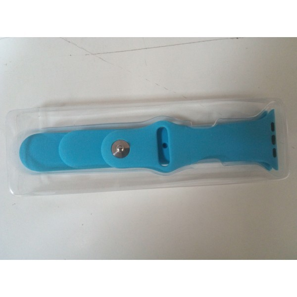 20 moko 3312026 soft silicone replacement sports band for 38mm apple watch %28blue%29  like new  16th jan %281%29