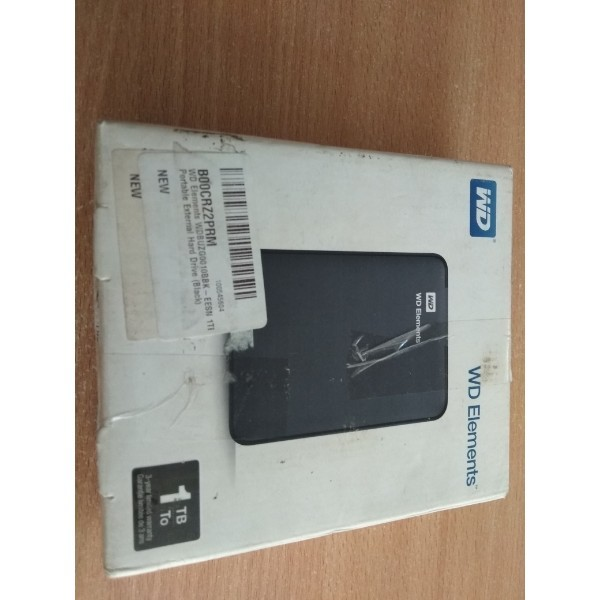 2 fully functional wd 1tb or  2tb portable external hard drive   6th feb %282%29