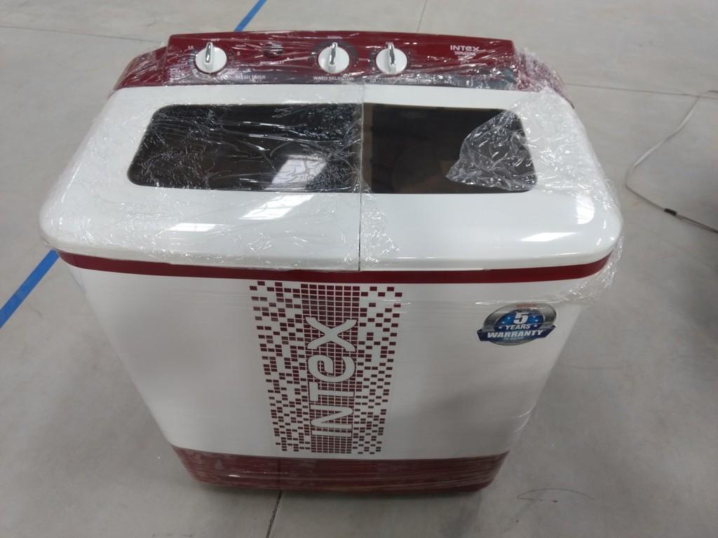 11 functional branded refrigerator   washing machine  kenstar   intex    customer return warranty claimable   12th april