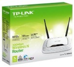 66 functional tp link tl wr841n 300mbps wireless n router    customer return warranty claimable   31st march